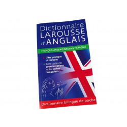Dictionnaire Larousse d'Anglais