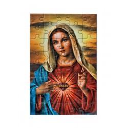 Puzzle: Coeur de Marie