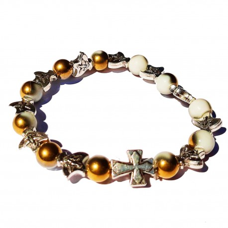 Bracelet Esprit Saint - jaune